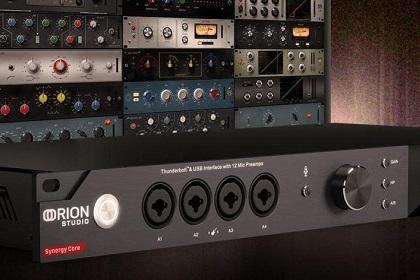 Pick Up Antelope Audio Synergy Core Interfaces And Get Free Mics And Plug-Ins