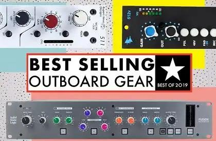 Best Selling Outboard Gear of 2019