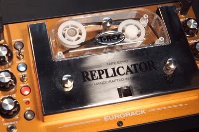 Celldweller Explores The T-Rex Replicator and Elektron Analog Heat
