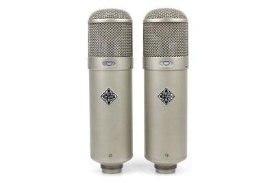 A Pristine Pair Of Vintage Neumann U47s Arrive At The Vintage King Tech Shop