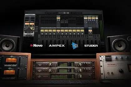 Universal Audio Announce New LUNA Analog Bundle With API Summing