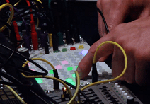 Celldweller Demos Modular Synths From 4MS and Tip Top Audio