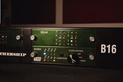 Utilizing Audio Over IP With The Burl Audio Mothership And BMB4