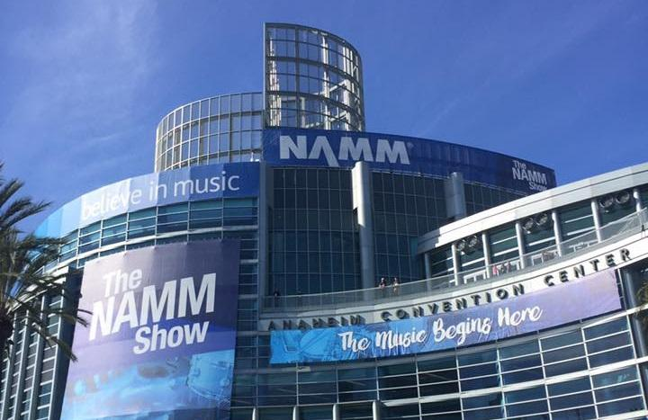 Watch Vintage King's Videos From The Floor Of The 2019 NAMM Show