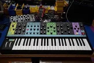 First Listen: Moog Matriarch Synthesizer