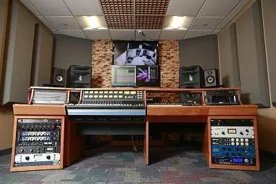 Butler University Completes New Studio With API 1608