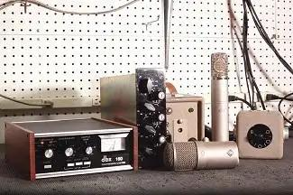 Why Does Vintage Recording Gear Matter?