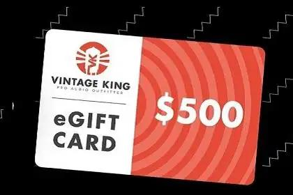 Win A $500 Gift Card From Vintage King