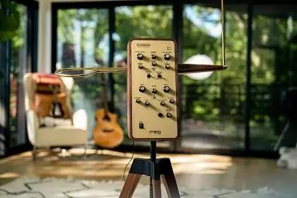 Moog Celebrates 100 Years Of The Theremin With New Claravox Centennial