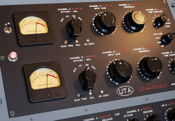 UnderTone Audio Releases The UnFairchild Compressor