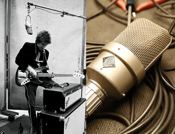Neumann M49: The Mic of a Generation