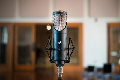 SE and Rupert Neve Designs Announce Third Mic In Collaborative Series