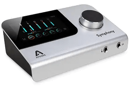 Award-Winning Conversion Goes Compact With Apogee Symphony Desktop