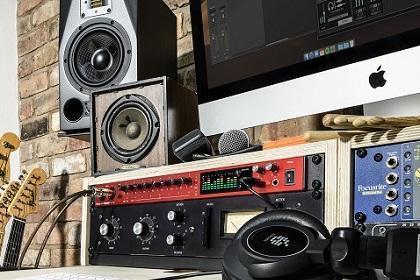 Focusrite Introduces Next Generation Clarett+ Audio Interfaces