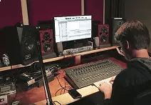 Sean Neff Discovers The Power Of The Avid S3
