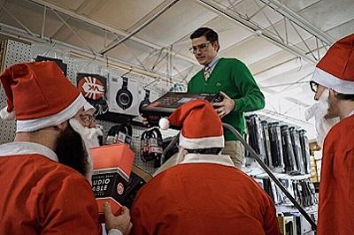 Smart Santas Shop Vintage King's December Promos