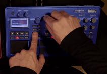 Celldweller Demos Korg's Electribe and Electribe Sampler