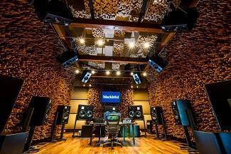 Blackbird Transforms Studio C Into Immersive Mix Room With Vintage King
