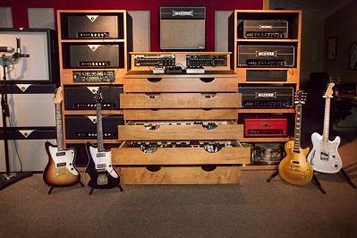 Dave Pensado Tours our new Nashville store and demo studio