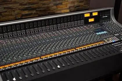 Buyer's Guide: SSL AWS Delta Recording & Mixing Console