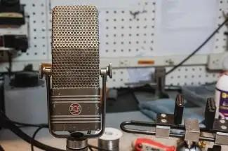 Around The Shop: RCA 44-BX