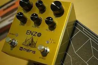 First Listen: A Review Of The Meris Enzo Synth Pedal