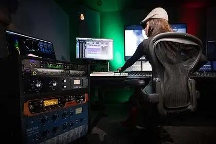 Creating A Dolby Atmos Mix Room With The Avid MTRX Studio