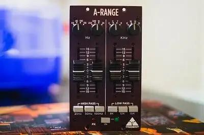 First Listen: A Review Of The Trident A-Range 500 EQ