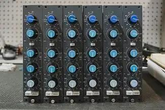 Around The Shop: Neve 31102 Mic Pre/EQ