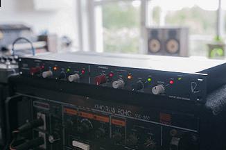 First Listen: Rupert Neve Designs 5211 Dual Mic Preamp