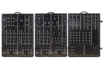 Moog Music Announces Limited Release of IIIp Synthesizer