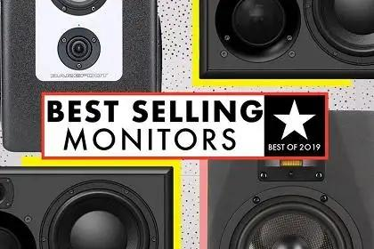 Best Selling Studio Monitors of 2019