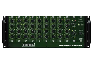 Burl Audio Introduces New Mothership Cards For NAMM 2019