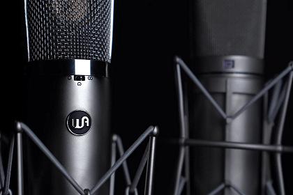 Warm Audio's New WA-67 Microphone Goes Head-To-Head With A Vintage U67