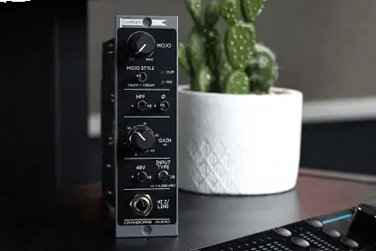 Quick Hits: Cranborne Audio Camden 500 Microphone Preamp
