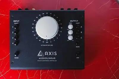 Vintage King Giving Away An Audiolinear Axis Monitor Controller