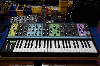 First Listen: Moog Matriarch Synthesizer