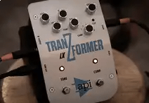 API Releases Brand New Guitar And Bass Pedals In TranZformer Line
