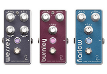 Vintage King's Pedal Line Grows With Bogner
