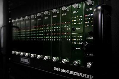 The Power of Burl Audio's Masterful B80 Mothership