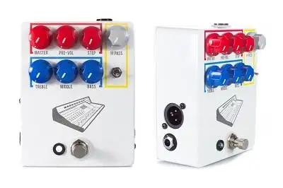 JHS Pedals Colour Box Brings The Console To Your Amp