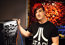 Learning About VCOs With Klayton (Celldweller)