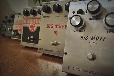 Celebrating The Electro-Harmonix Big Muff For PI Day