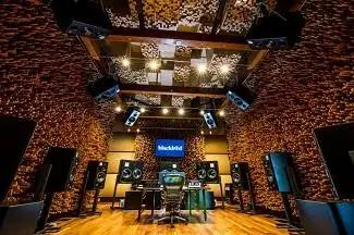 Blackbird Transforms Studio C Into Immersive Mix Room With Vintage King