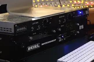 Recording And Mixing With The Burl B16 Mothership And B32 Vancouver