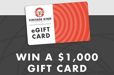 Beat The Heat And Win A $1000 Vintage King Gift Card
