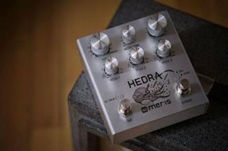First Listen: Meris Hedra 3-Voice Rhythmic Pitch Shifter