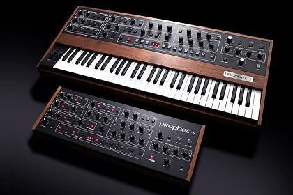 Sequential Prophet-5 And Prophet-10 Synthesizers Go Desktop