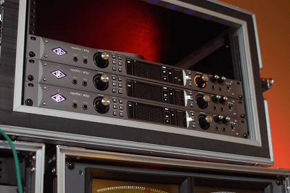 Vintage King And Universal Audio Exploration: LUNA Launch Giveaway