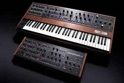 Sequential Prophet-5 And Prophet-10 Synthesizers Go Desktop